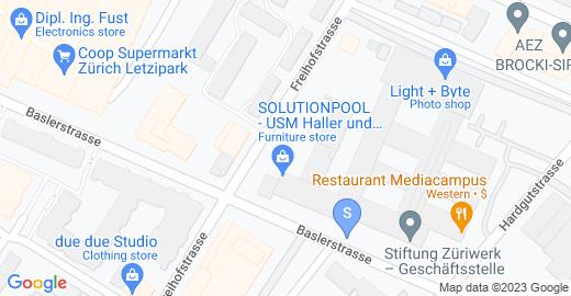 Adresse Büro: Baslerstrasse 30, 8048 Zürich
