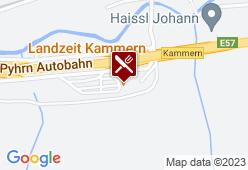 Landzeit Autobahn-Restaurant Kammern - Karte