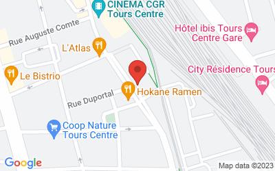 62 Rue Blaise Pascal, 37000 Tours, France