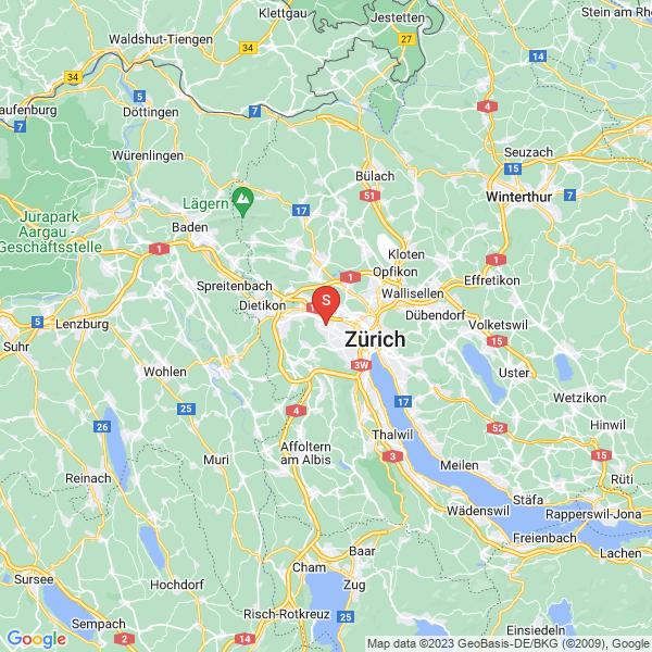 Hallenbad Altstetten