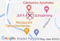 Kirchenwirt - Karte