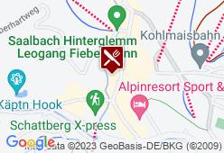 S' Wirtshaus im Saalbacher Hof - Karte
