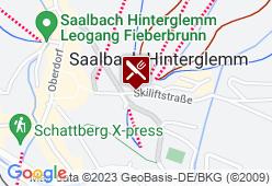 Bauer´s Schi-Alm - Karte