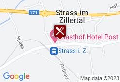 Gasthof Post - Karte