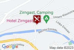 Restaurant Zirngast - Karte