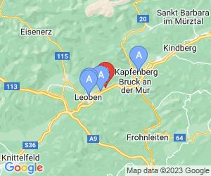 Karte für Landhaus Kügler-Eppich