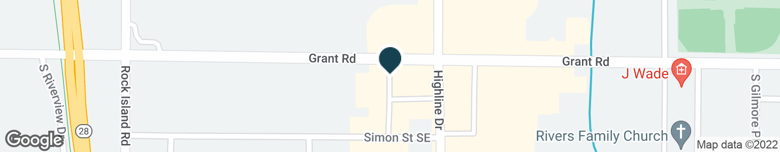 Google Map of470 GRANT RD