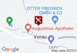 Gasthof Vorauerhof - Karte