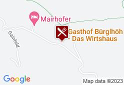Bürglhöh - Karte