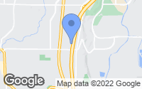 Map of SeaTac, WA