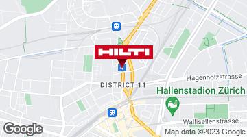 Hilti Store Zürich Oerlikon