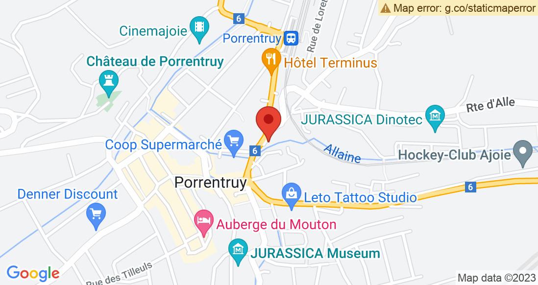 Google Map WSport