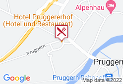 Gasthof Pruggerhof - Karte