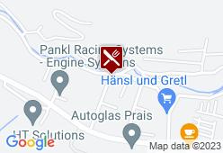 Wirtshaus Dahoam - Karte