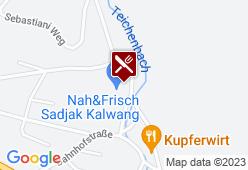 Kalwangerhof - Karte