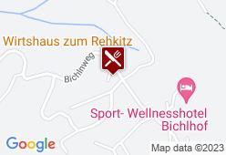Wirtshaus zum Rehkitz - Karte