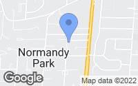 Map of Normandy Park, WA