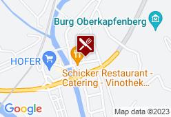 Papa Joe's - Karte