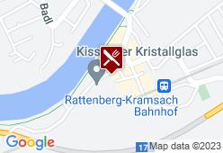 Gasthof Schlosskeller - Karte