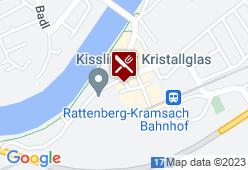 Gasthof Platzbräu Weisses Lamm - Karte