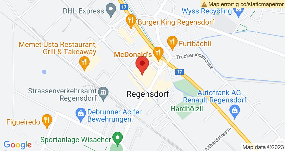 Google Map V-Sport AG