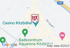 Club Take Five - Kitzbühel - Karte