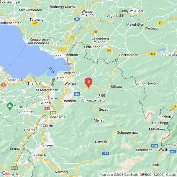 Alberschwende im Bregenzerwald