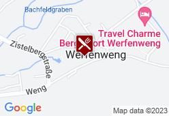 Gut Wenghof - Family Resort Werfenweng - Karte