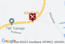 Argentinisches Steakhaus Gaucho - Karte