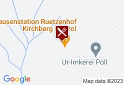Ruetzenhof - Karte