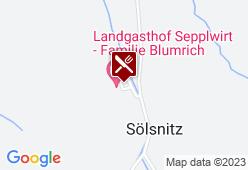 Landgasthof Sepplwirt - Karte