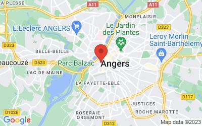 7 Place du Président Kennedy, 49051 Angers, France