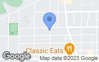Map of Burien, WA