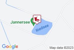 Jausenstatin Jannersee - Karte