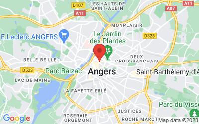 2 place du pilori, 49100 Angers, France