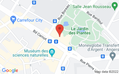 33 Boulevard Carnot, 49100 Angers, France
