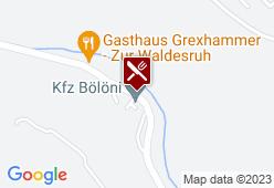 Gasthaus Grexhammer - Karte