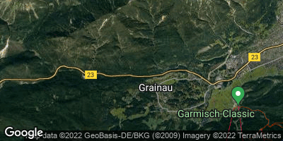 Google Map of Grainau