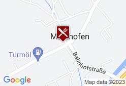 "Gasthof  ""Zum Goldenen Tal"" - Karte"