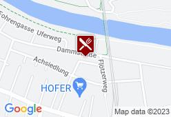 Gasthaus Achstüble - Karte