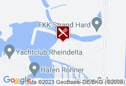 Hafen-Gasthaus Schwedenschanze - Karte