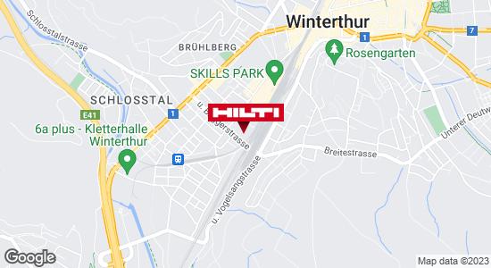 Hilti Store St. Gallen