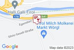 Egerndorfer Stuben - Karte