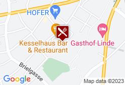 Café Restaurant Kesselhaus - Karte
