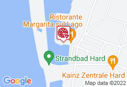 Pizzeria Margarita Sul Lago - Karte
