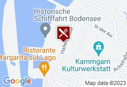 "Cafe-Restaurant ""Alte Fähre"" - Karte"