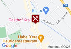 Weingasthof Krail - Karte