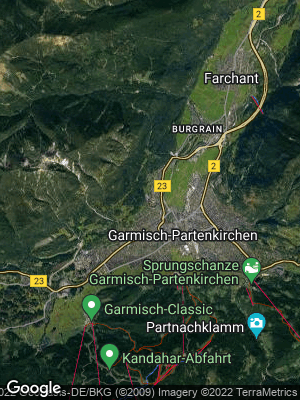Google Map of Garmisch