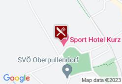Sporthotel Kurz - Karte