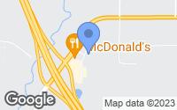 Map of Port Orchard, WA